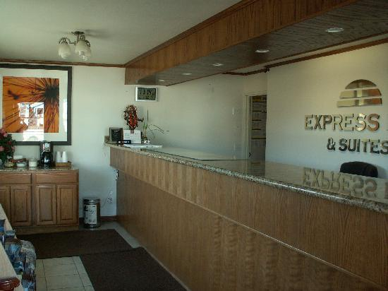 Express Inn and Suites: Office