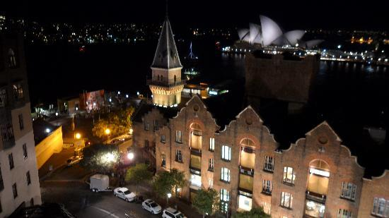 Holiday Inn Old Sydney: View from roof