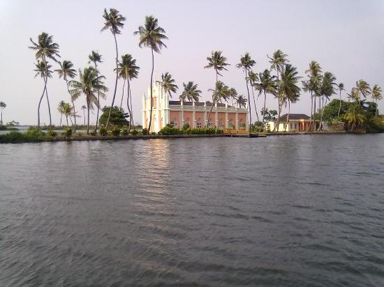 Kumarakom, India: chithirapally