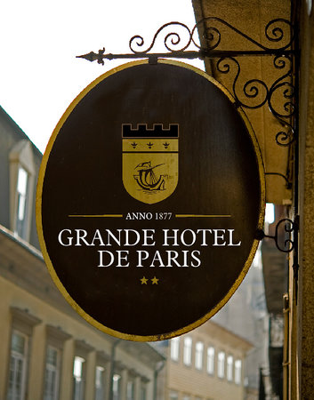 Grande Hotel de Paris