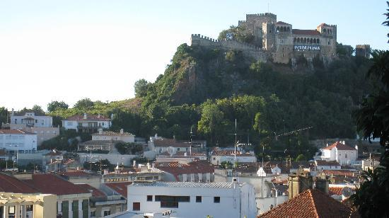 Leiria, Portugal: Castle