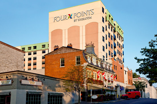 Four Points Hotel & Suites Kingston