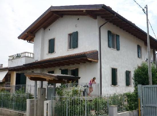 Bed & Breakfast Vecchio Mulino: Picture from the outside