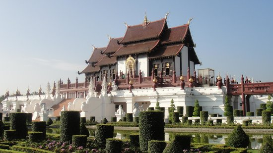 Ratchaphruek Flower Gardens