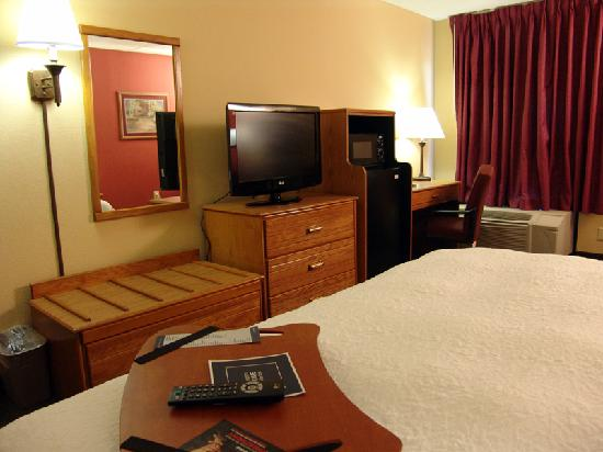 Hampton Inn Mobile I-10/Bellingrath Gardens: We want you to enjoy your stay with us