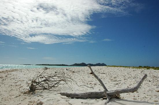 Macanao Lodge: Cayo solitario....