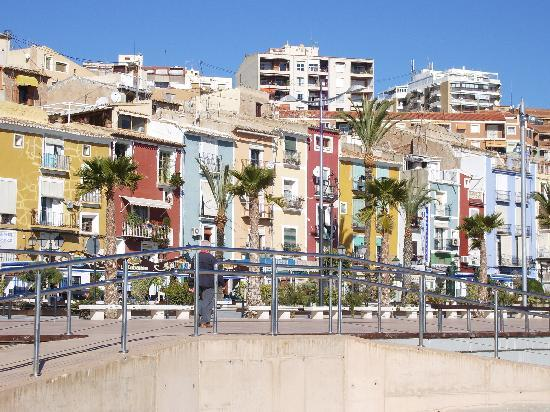 Villajoyosa Spain  city pictures gallery : Villajoyosa, Spain: Casas tipicas