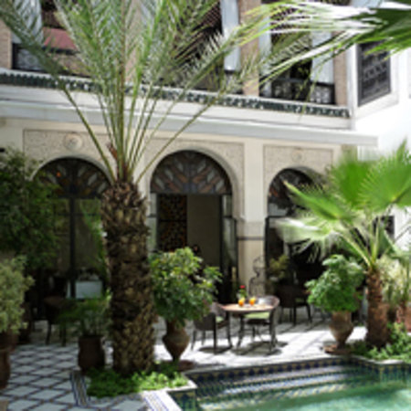 Le Riad Monceau