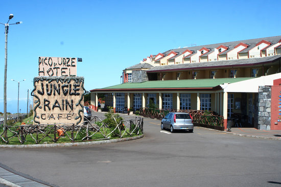 Hotel Pico da Urze