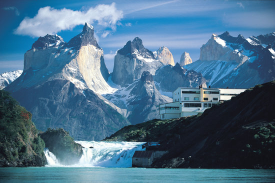 Explora in Patagonia, Hotel Salto Chico