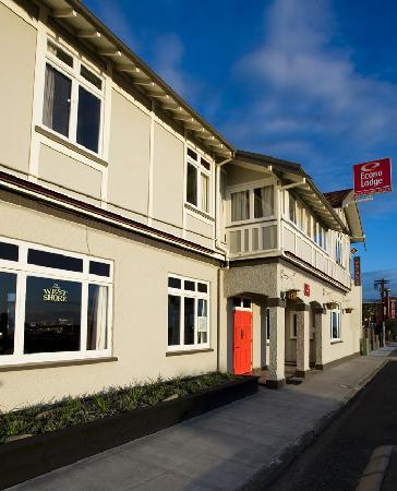Econo Lodge Napier: Arrival & Check In