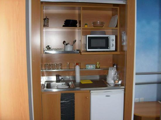 Club Hotel Eilat: Kitchenette