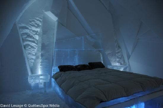 Images of Hotel de Glace, Quebec City