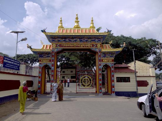 Kodagu District, India: Tibetan Monastery
