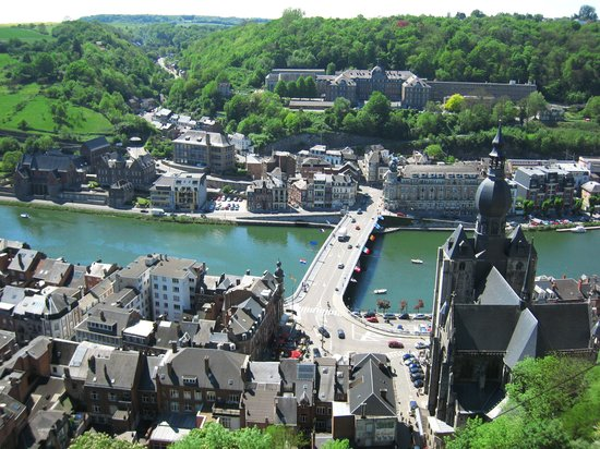 Dinant attractions
