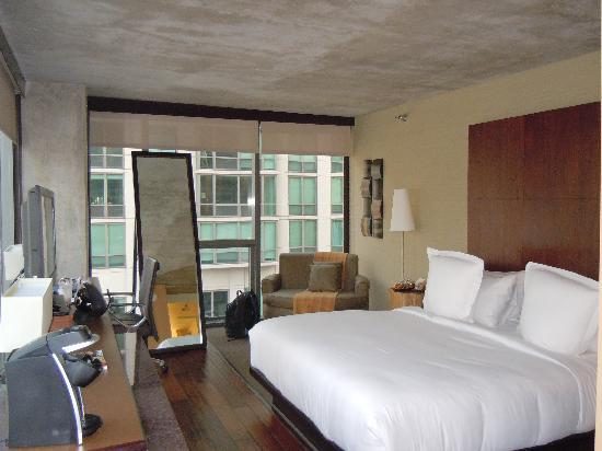 Corner King Room Picture Of Dana Hotel And Spa Chicago