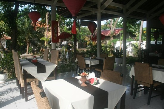 Ray Beach Inn Hotel : Restaurant