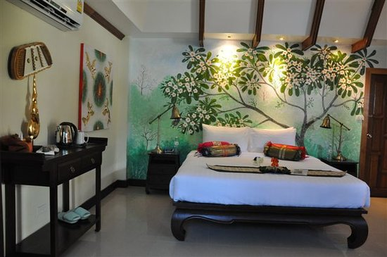 Baan Malinee Bed and Breakfast: luxury room