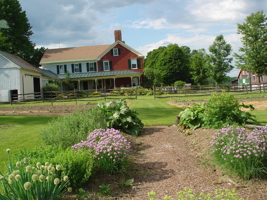 Photo of Hollister Hill Farm B&B Marshfield