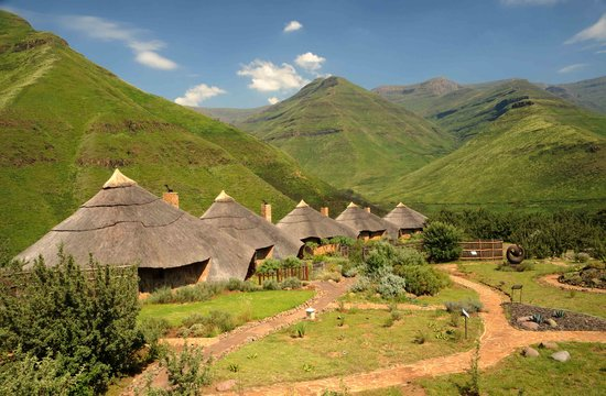 Tsehlanyane National Park, Lesotho: Maliba Lodge