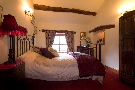 Highside Farm: Our room