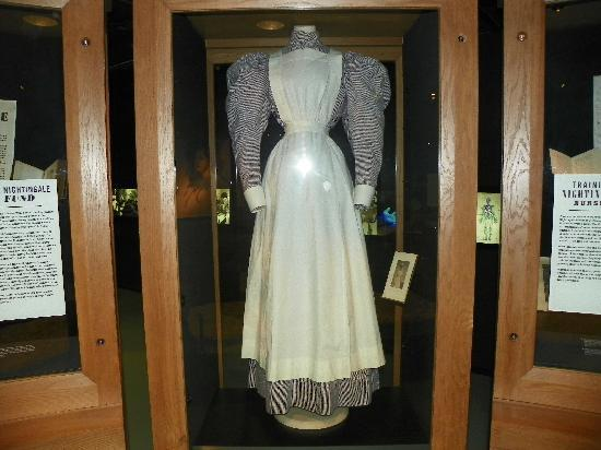 Florence Nightingale Museum Florences Nursing Uniform