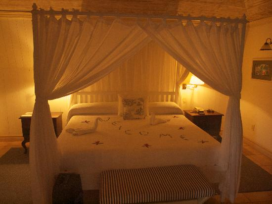 Black Rock, Tobago: Bedroom