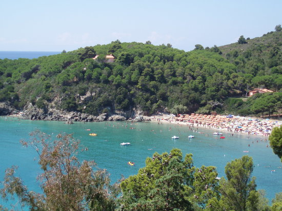 Isola d&#39;Elba, Italia: fetovaia