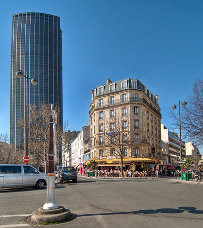 Odessa Montparnasse