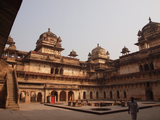 Schloss Orchha