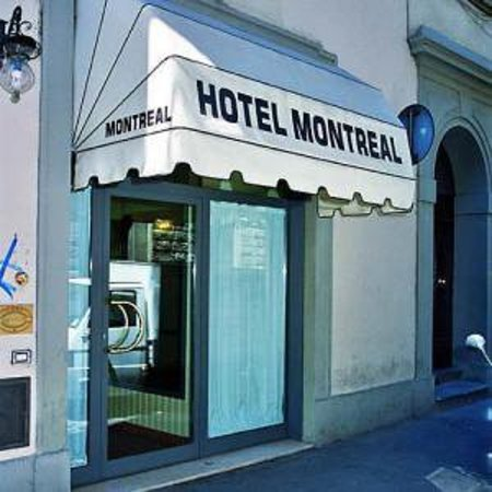 Hotel Montreal : entrata 