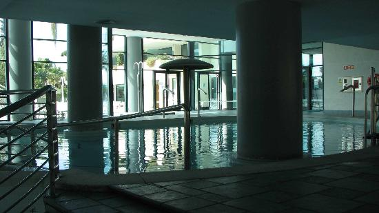 Hotel Deloix Aqua Center: Indoor Pool