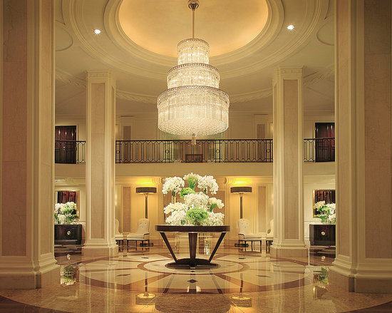 Beverly Wilshire Beverly Hills (A Four Seasons Hotel): Lobby