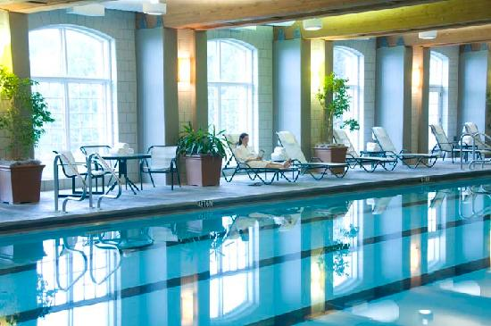 Nebraska City, NE: Lied Lodge features an Olympic-sized indoor pool