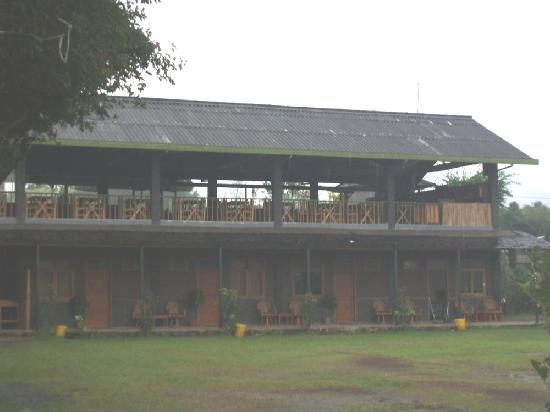Lembang, Indonesia: Main building of Nirwana Hotel