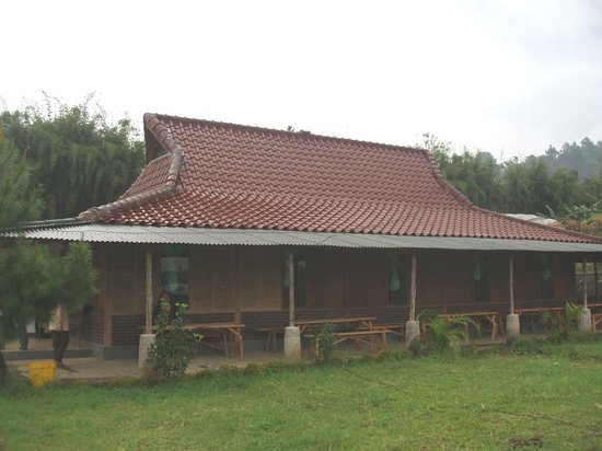 Lembang, Indonesia: Rose House