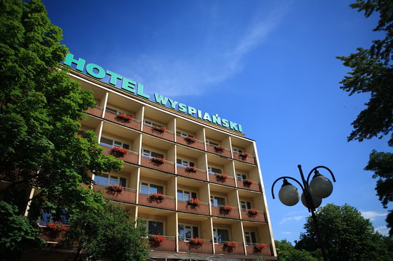 Photo of Hotel Wyspianski Krakow