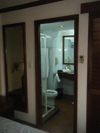 Empress Hotel IMS Ho Chi Minh: Bathroom