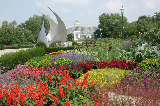 Franklin Park Conservatory And