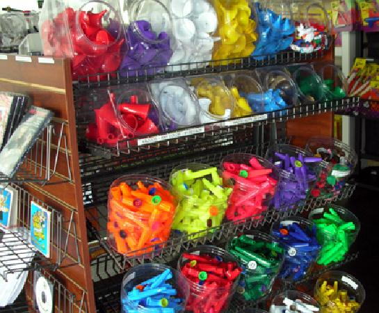 The Kazoo Gift Shop in Beaufort