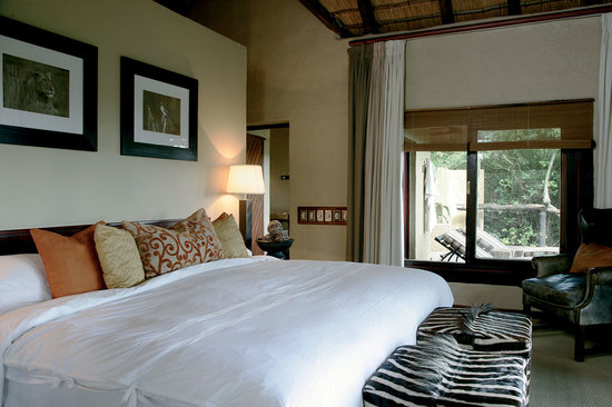 Londolozi Varty Camp Suite