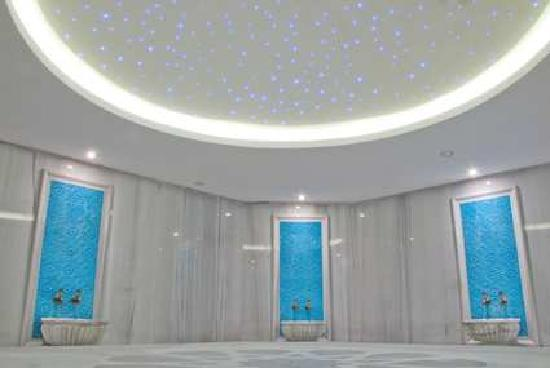 DoubleTree by Hilton Istanbul - Old Town: wellness center - turkish bath