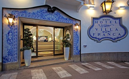 Photo of Hotel Villa Franca Positano