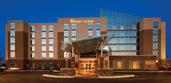 Hyatt Place San Antonio-North/Stone Oak : Hyatt Place San Antonio North Stone Oak