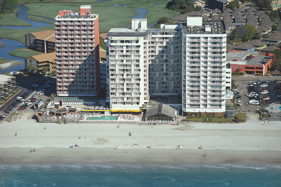 Photo of Sands Ocean Club Resort Myrtle Beach