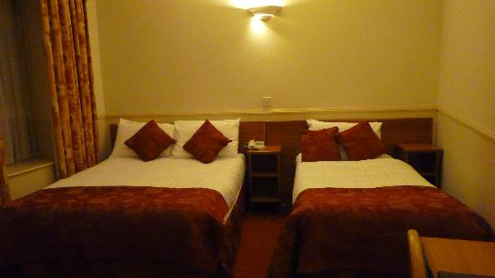 Westcourt Hotel: Bedroom