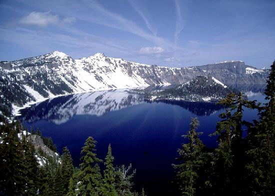 Medford, Oregn: Crater Lake