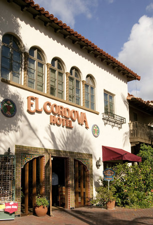 Historic El Cordova Hotel