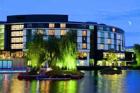 Exterior of The Ritz-Carlton, Wolfsburg