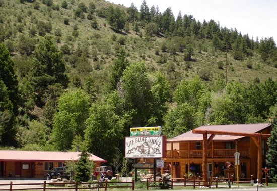 Ute Bluff Lodge, Cabins & RV Park